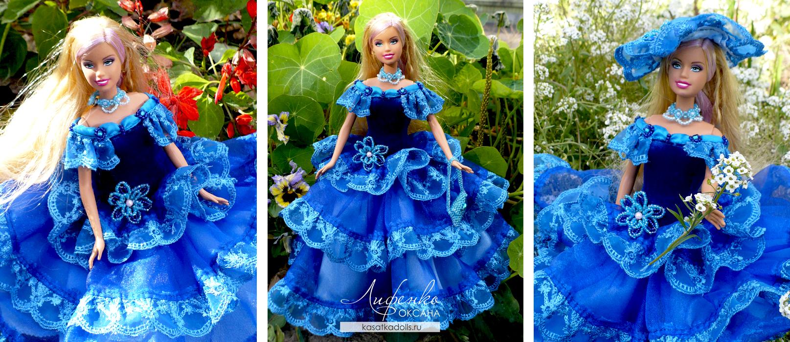 Первое платье и первое фото