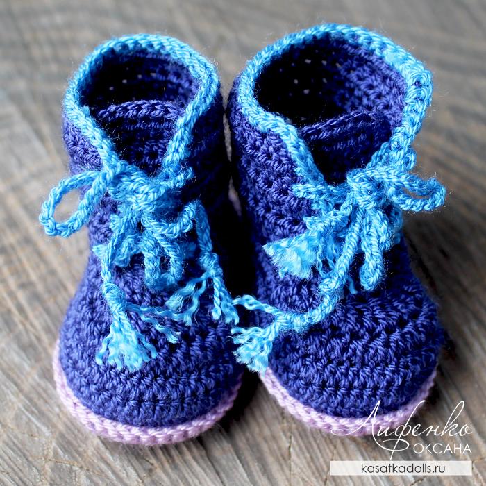 Обувь для кукол своими руками