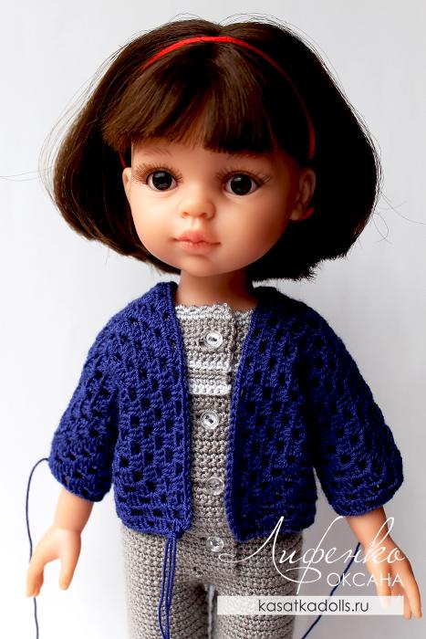 пальто для куклы крючком на основе бабушкиного шестиугольника беби сюрприз