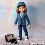 Мастер-класс «Вокруг света» для кукол Паола Рейна