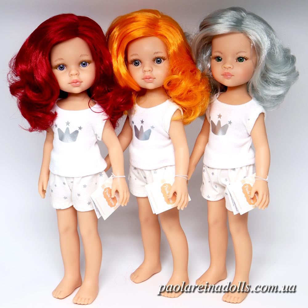 Куклы в пижаме Paola Reina купить в Украине