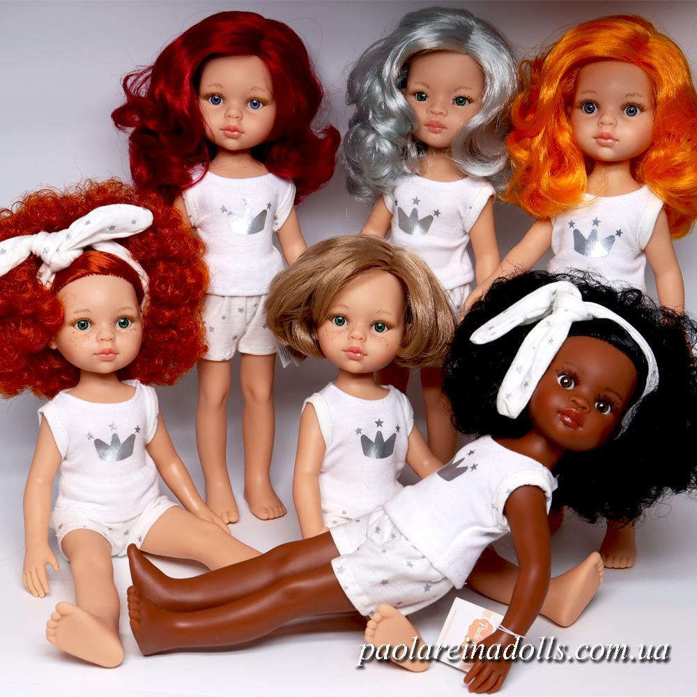 Куклы в пижаме Паола Рейна купить в Украине