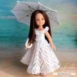 Мастер-класс «Встреча на Берегу» для кукол Paola Reina