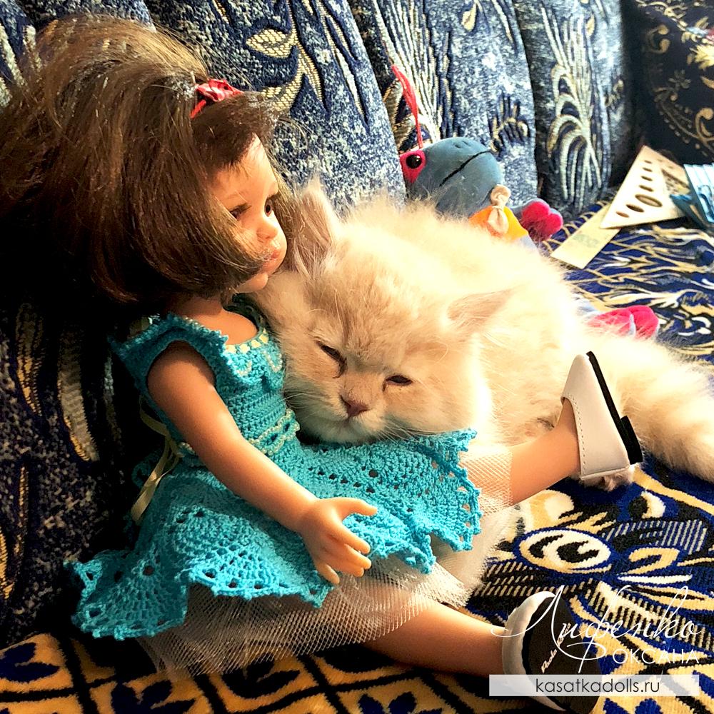 куклы и котики