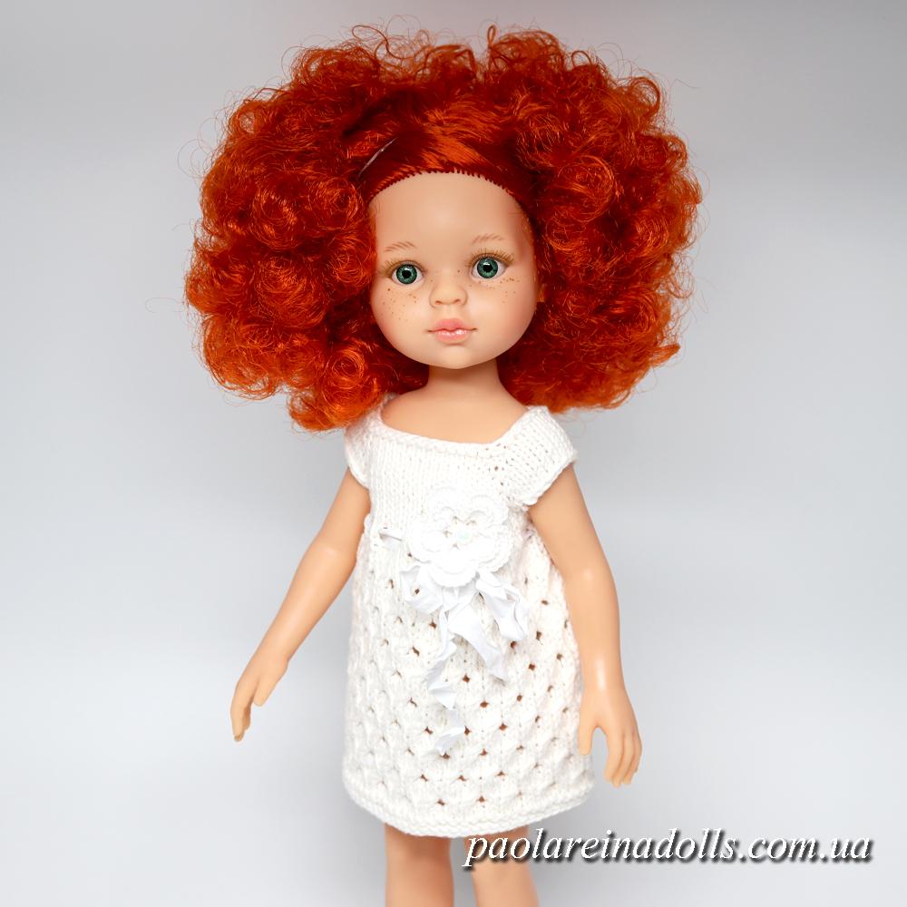Вязание для кукол Паола Рейна