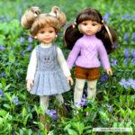 Описание «Лесная Сказка» для кукол Paola Reina