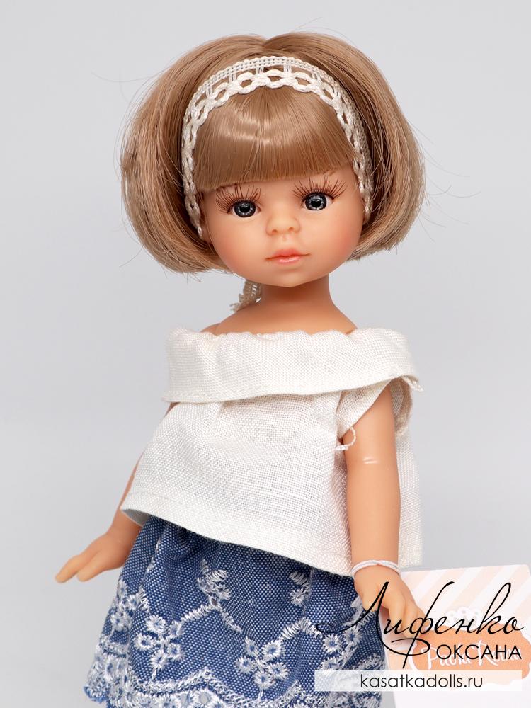 кукла Мартина Паола Рейна 21 см арт. 02104