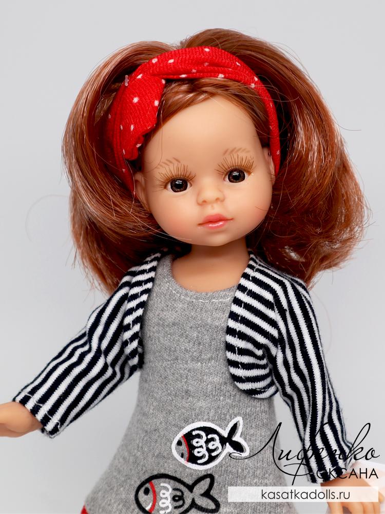 кукла Paola Paola Reina 21 см арт. 02106