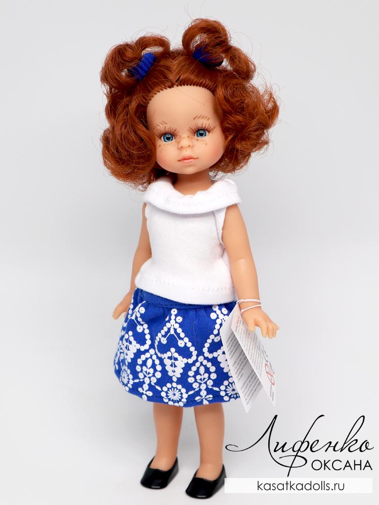 кукла Triana Paola Reina 21 см арт. 02102