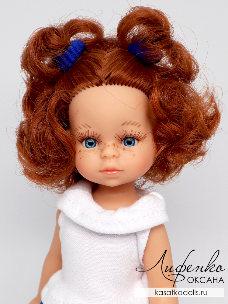 кукла Триана Паола Рейна 21 см арт. 02102