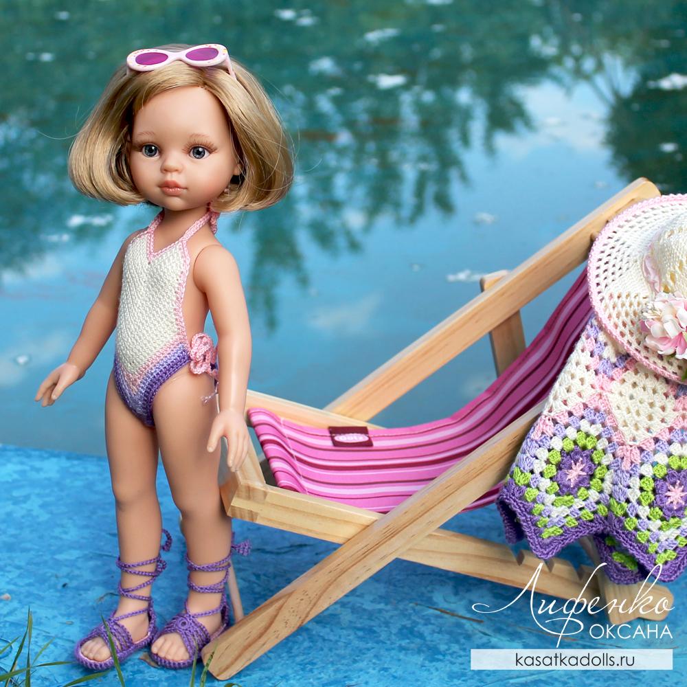 мастер-класс для кукол Паола Рейна