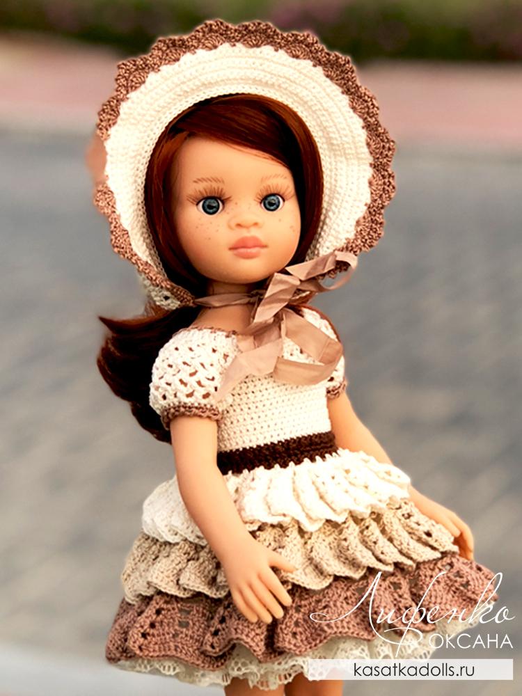 Белокожая Нора Паола Рейна, рыжая куколка Женька