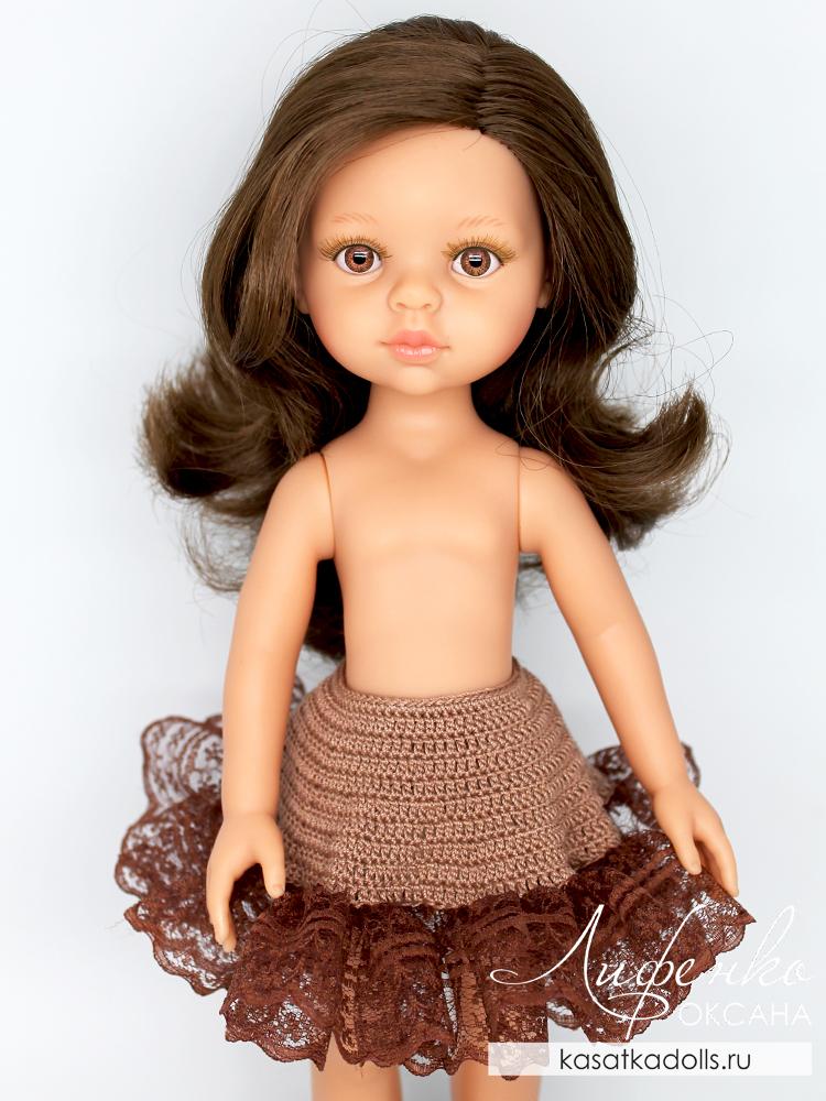 подъюбник для куклы