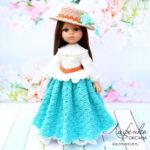 Мастер-класс «Мэри» для кукол подружек 32 см Паола Рейна