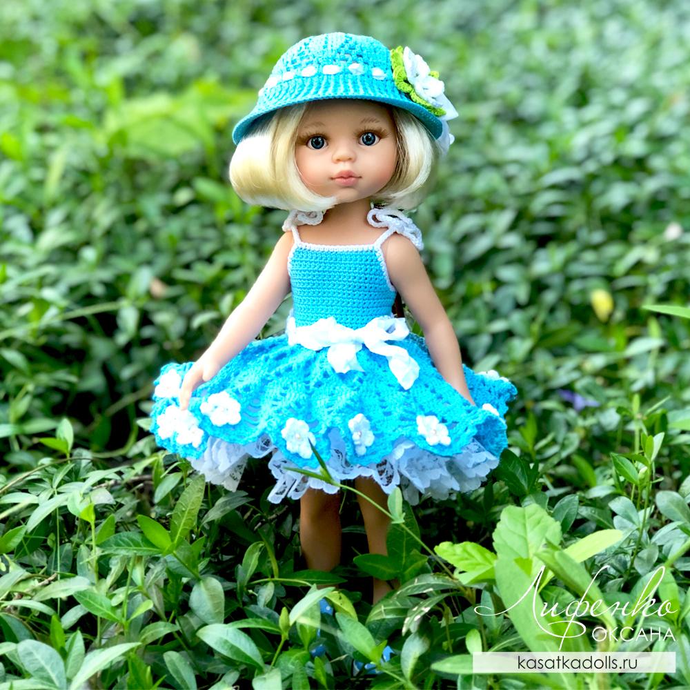 Кукла Клаудия Паола Рейна пловчиха