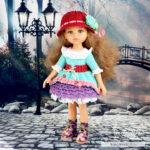 Мастер-класс «Маргарита»: платье со шлейфом, корсет на шнуровке и шляпка